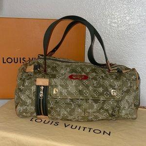 Authentic Louis Vuitton denim monogramouflage LYS